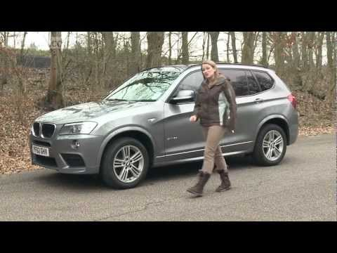 2013 BMW X3 review - What Car?