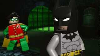 videó Lego Batman: The Video Game