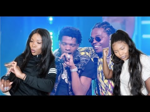 Lil Baby And Gunna 'Drip Too Hard' During Their Performance! | Hip Hop Awards 2018 REACTION