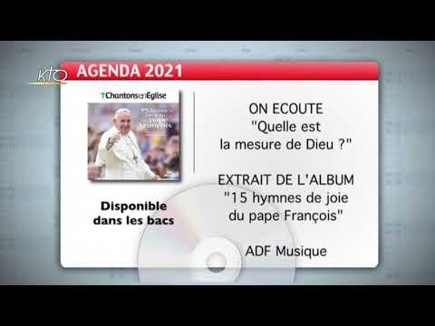 Agenda du 8 octobre 2021