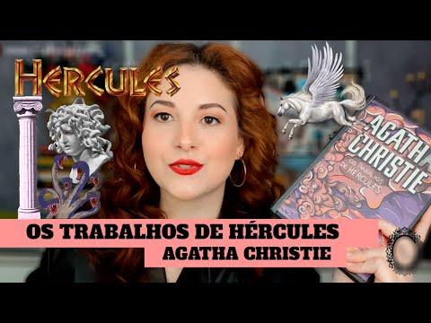 OS TRABALHOS DE HÉRCULES - AGATHA CHRISTIE | RESENHA