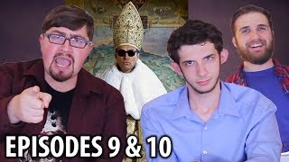 """New Catholic Generation Reviews """"The Young Pope"""" 1x9&10 - Jude Law, Paolo Sorrentino"""