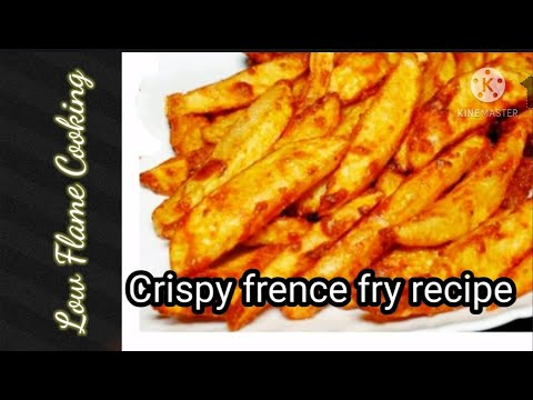 #Snacksrecipe #EasyFrenchFries #QuickSnacks  Quick Snacks recipe|  Low Flame Cooking | 2020