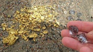 Как можно добывать алмазы? Это самый простой способ!!!