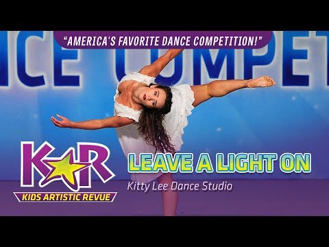 """Leave A Light On"" from Kitty Lee Dance Studio"