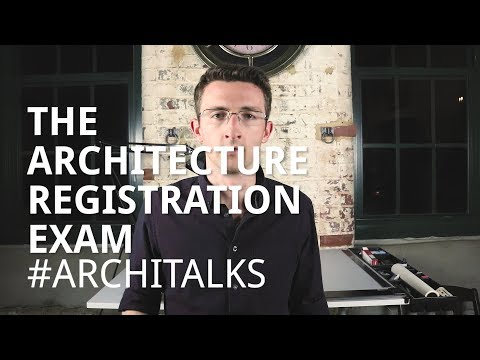 The Architecture Registration Exam #Architalks Mp3