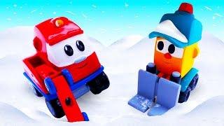 Игры  для детей с машинками: Откапываем экскаватор
