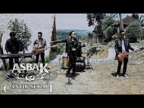 Asbak band   cantik sekali  official music video