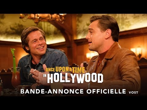 Once Upon a Time... in Hollywood Sony Pictures Releasing France