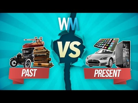 Past vs. Present: Are We REALLY Better Off Today?