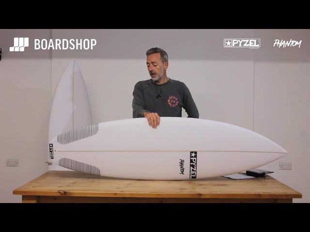 Pyzel Phantom Surfboard Review