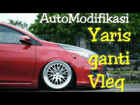 Toyota Yaris Trd Modif Grand New Avanza Veloz 2019 Download Modifikasi 2018 Super Keren By Lanny 2017 Ganti Velg Ceper Harian