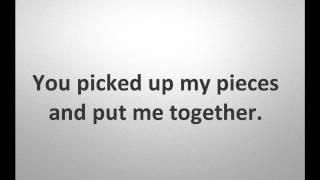 Stan Walker - Unbroken [Lyrics on Screen] M'Fox