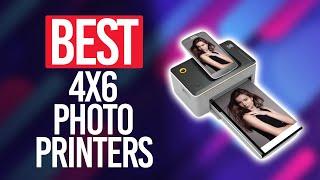 Best 4x6 Photo Printer in 2021 [Top 5 Picks Reviewed]