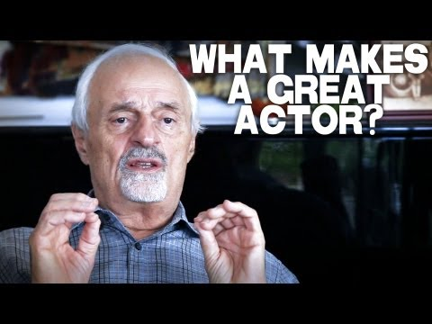 What Makes A Great Actor?