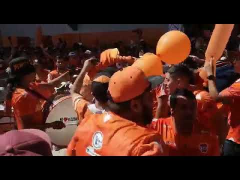 """""""Huracan naranja"""" Barra: Huracan Naranja • Club: Cobreloa"""