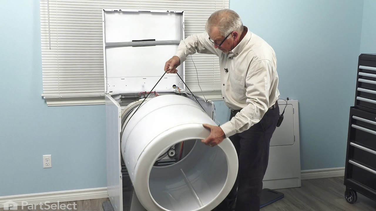 Replacing your Norge Dryer Front Glide Kit