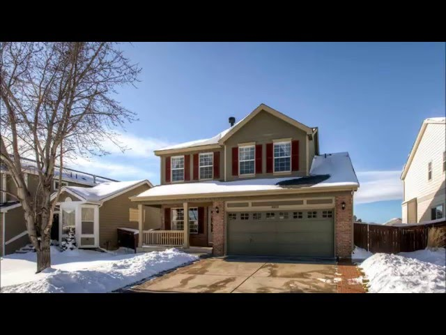 Mulberry Way Highlands Ranch Home for sale