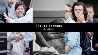 Sexual Tension    Larry Stylinson