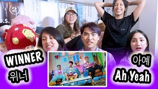 [KPOP REACTION] WINNER 위너    AH YEAH