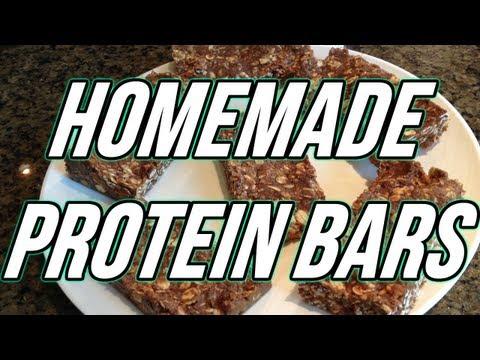 Εύκολη συνταγή για μπάρες πρωτεΐνης με 4 υλικά