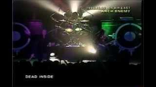 Arch Enemy Live at Shibuya O-East 1999 part 1