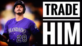 It's Time For The Rockies To Trade Nolan Arenado