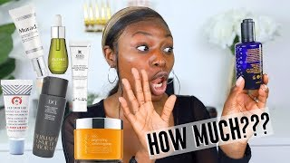$700+ FOR 1 YEARS WORTH OF SKINCARE??? EVERYTHING I USE FOR MY SKIN ISSUES