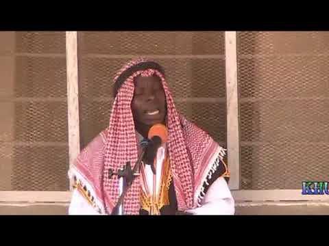 Mawaidha ya alhaji amza  KAGERA sugar