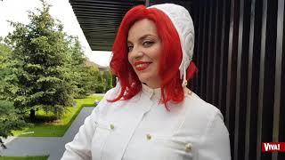 Неузнаваемая Наталья Холоденко в фотосессии для Viva!