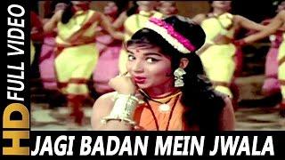 Jagi Badan Mein Jwala | Lata Mangeshkar | Izzat 1968 Songs | Dharmendra, Tanuja