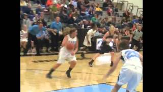 #1 Natrona at #5 Cheyenne East - Girls Basketball 11/30/12