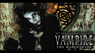Vampire: The Masquerade Character Creation