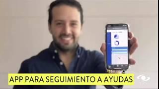 Noticias Caracol: Administradores de Ayudas por el COVID
