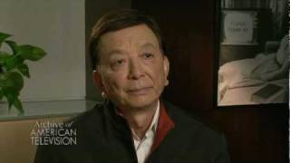 JAMES HONG Interview with EMMY TV LEGENDS