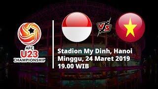 Live Streaming Babak Kedua Kualifikasi Piala Asia U-23 Indonesia Vs Vietnam, Babak Pertama 0-0