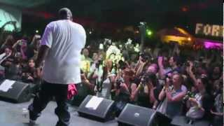 """Rick Ross, """"BMF"""" Live At The FADER FORT Presented By Converse"""