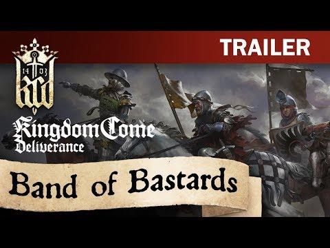 Kingdom Come: Deliverance - Band of Bastards Trailer thumbnail