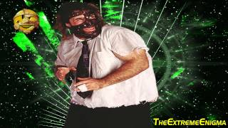 "Mankind 1st WWE Theme Song ""Schizophrenic"""