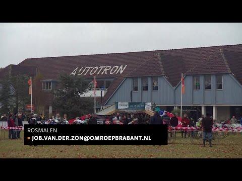 Manon Bakker uit Swifterbant op het podium bij Grote Prijs van Brabant