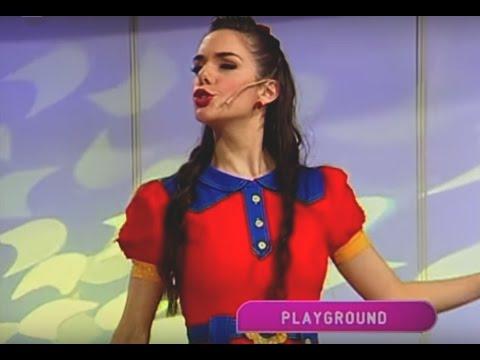 Playground video En un animal - Estudio CM 2015