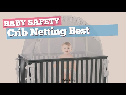 Crib Netting Best Sellers Collection | Baby Safety