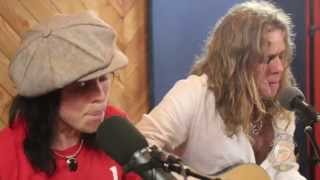 "The Struts ""Put Your Money On Me"" Acoustic At 91X Part 1 Of 4"