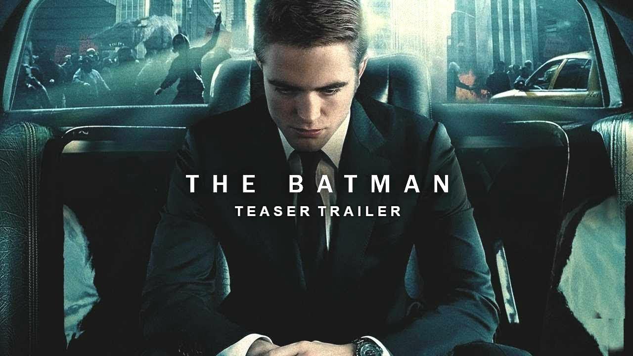 Trailer: Batman s Robertem Pattinsonem (2021)