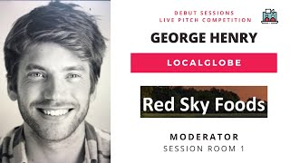 Redsky Q&A Session (moderated by George Henry, LocalGlobe)