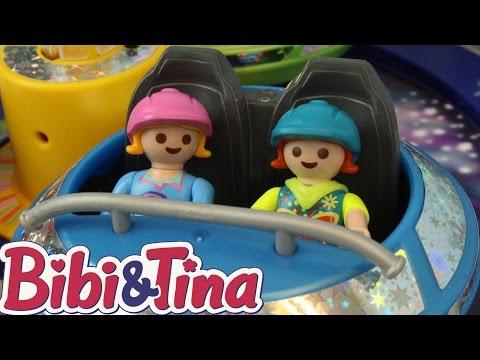 Bibi & Tina im Freizeitpark Playmobil Film seratus1 Reiterhof Pferde