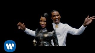 Trey Songz Ft Nicki Minaj - Touchin Lovin video