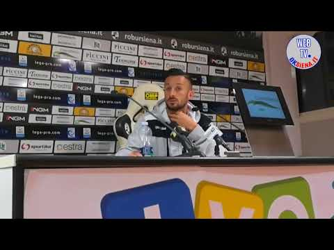 Robur Siena-Pontedera 2-3: Mignani, Guberti e Gerli