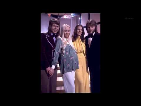 "ABBA _ ""I've been waiting for you"" + Lyrics HD"