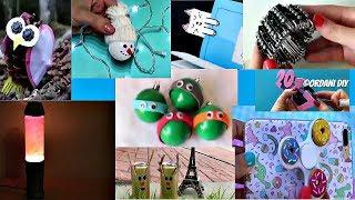 СДЕЛАЙ САМА, Простые лайфхаки и DIY 2017, Life Hacks #2